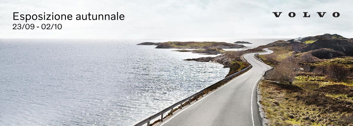 Volvo Esposizione Autunnale 2021 presso Autocentro Carlo Steger SA di Genestrerio-Mendrisio