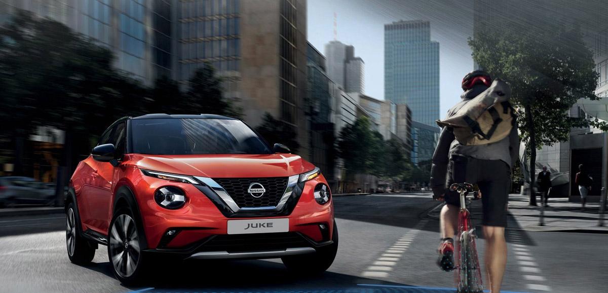 Nuova Nissan Juke 2019