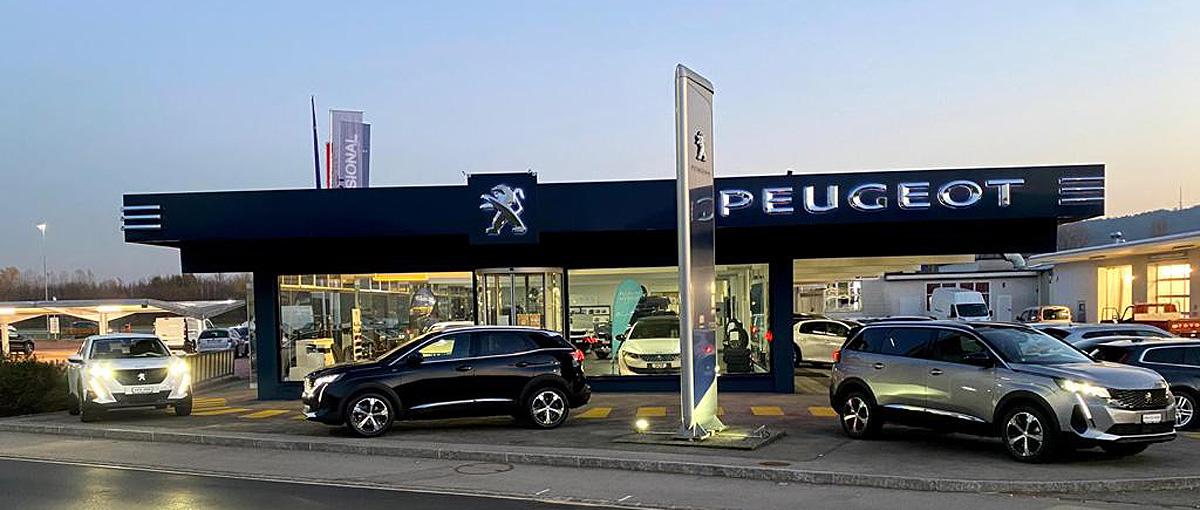 Peugeot Autocentro Carlo Steger Mendrisio