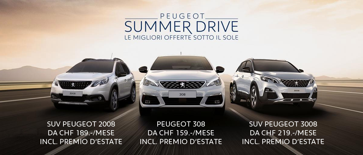 Peugeot Autocentro Steger Mendrisio