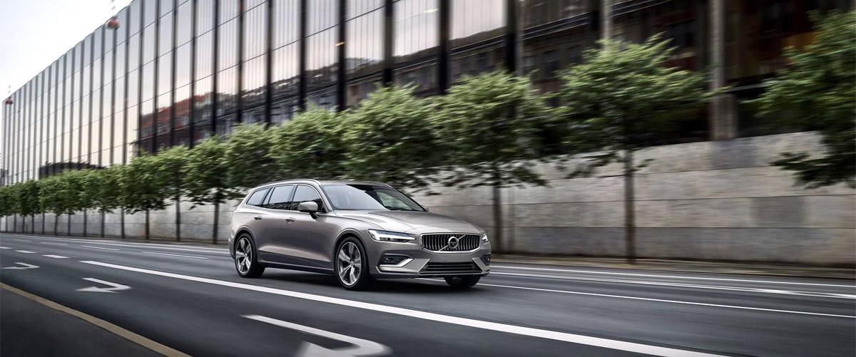 Volvo V60 sconti flotta